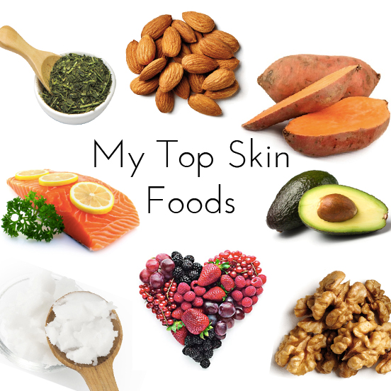 My Perfect Skin Foods