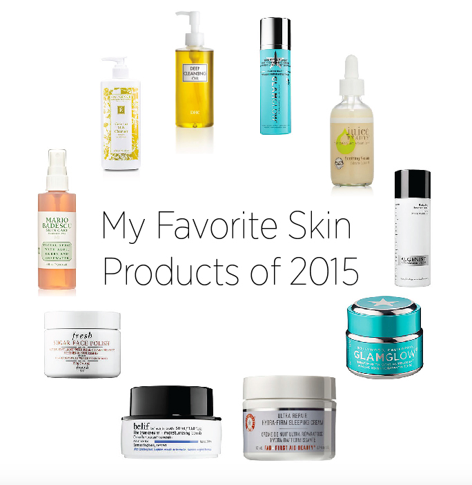 4f05660fc26 My Favorite Skin Products of 2015 + My Skin Struggles | Blawnde