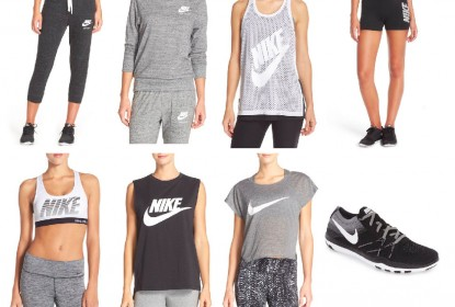 My Current Go-To Activewear