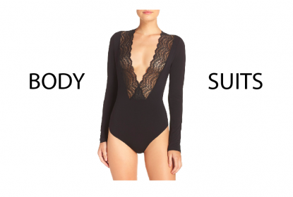 How To Style a Bodysuit