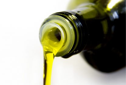 Why I Drink Olive Oil